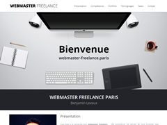 Webmaster Freelance Paris