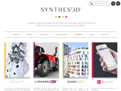 Synthes'3D